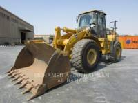 Equipment photo CATERPILLAR 966H PÁ-CARREGADEIRAS DE RODAS/ PORTA-FERRAMENTAS INTEGRADO 1