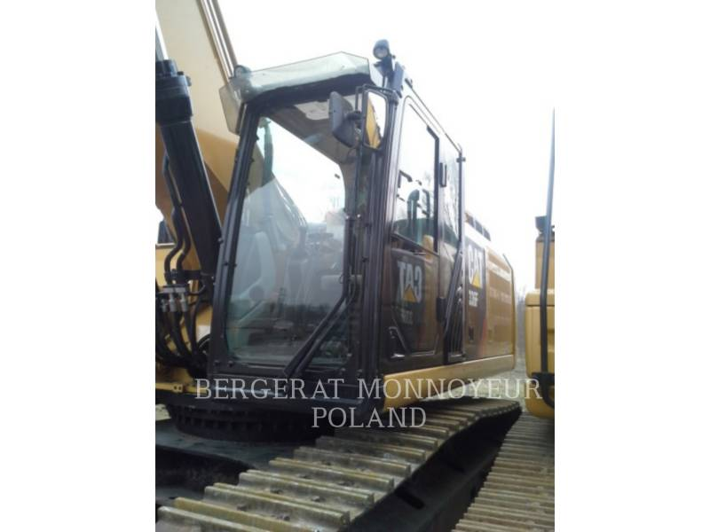 CATERPILLAR KETTEN-HYDRAULIKBAGGER 336F equipment  photo 8