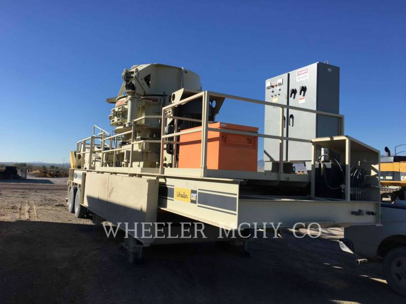 METSO CONCASSEURS B9100SE equipment  photo 1