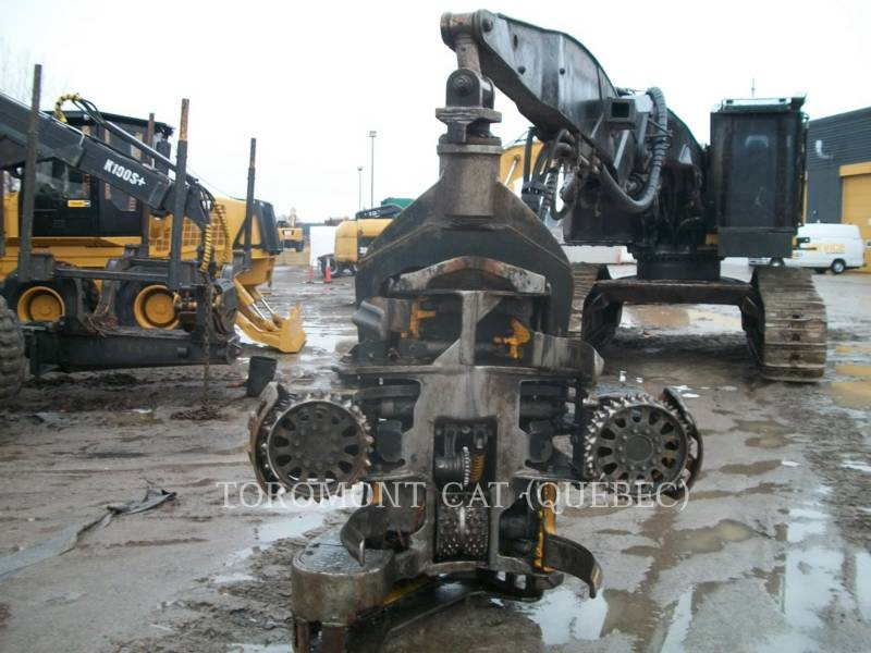 CATERPILLAR FORESTRY - FELLER BUNCHERS - TRACK 551 equipment  photo 4