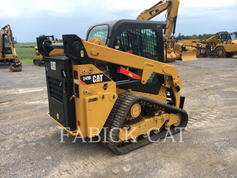 CATERPILLAR CARREGADEIRAS TODO TERRENO 249D equipment  photo 3