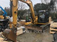 CATERPILLAR KETTEN-HYDRAULIKBAGGER 308E2 CR equipment  photo 4