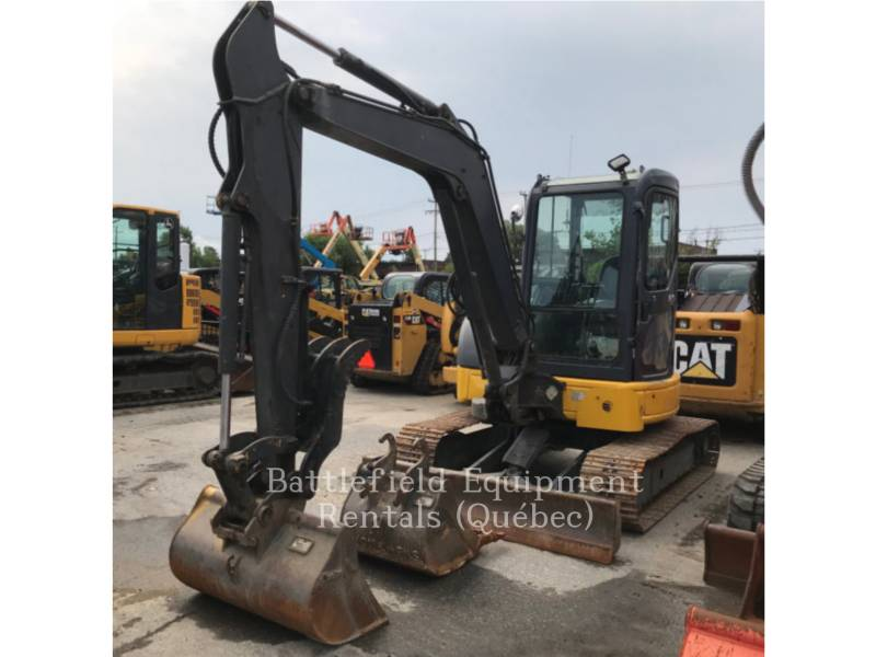KOMATSU CANADA TRACK EXCAVATORS PC40MR-2 equipment  photo 3