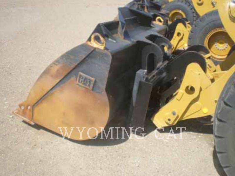 CATERPILLAR PALE GOMMATE/PALE GOMMATE MULTIUSO 924K equipment  photo 9