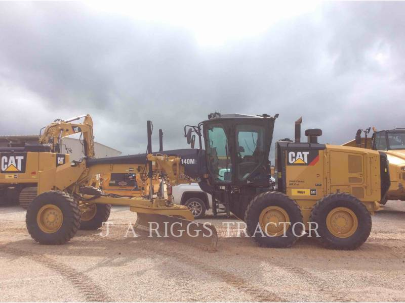 CATERPILLAR MOTONIVELADORAS 140M LC14 equipment  photo 3