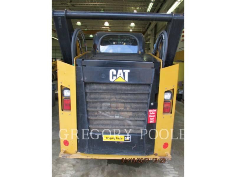 CATERPILLAR MINICARGADORAS 262D equipment  photo 3