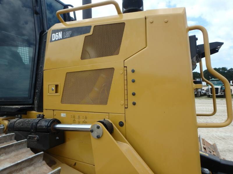 CATERPILLAR ブルドーザ D6NLGP equipment  photo 20