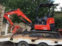 Equipment photo KUBOTA CORPORATION U35-4 PELLE MINIERE EN BUTTE 1