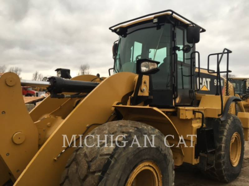 CATERPILLAR WHEEL LOADERS/INTEGRATED TOOLCARRIERS 950K S equipment  photo 5