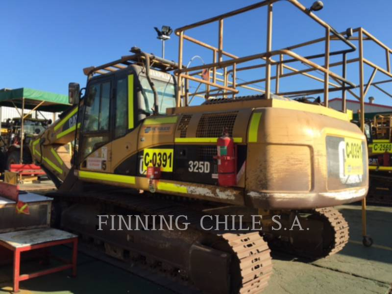 CATERPILLAR ESCAVATORI CINGOLATI 325DL equipment  photo 1