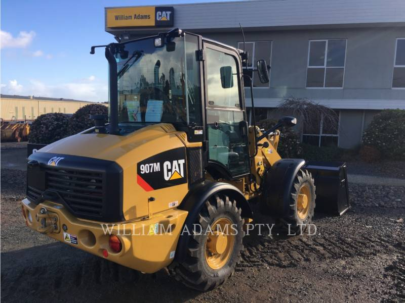 CATERPILLAR WHEEL LOADERS/INTEGRATED TOOLCARRIERS 907 equipment  photo 4