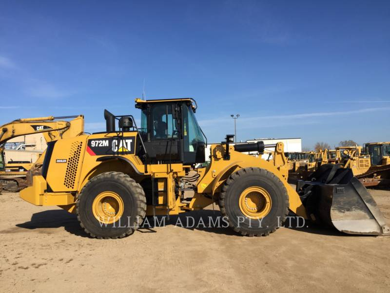 CATERPILLAR WHEEL LOADERS/INTEGRATED TOOLCARRIERS 972 M equipment  photo 2