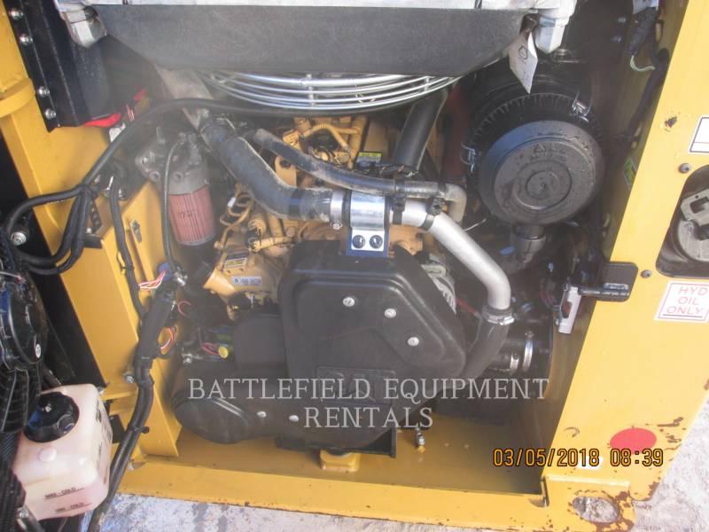 CATERPILLAR MINICARGADORAS 226D equipment  photo 10