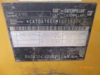 CATERPILLAR RETROEXCAVADORAS CARGADORAS 416EST equipment  photo 14