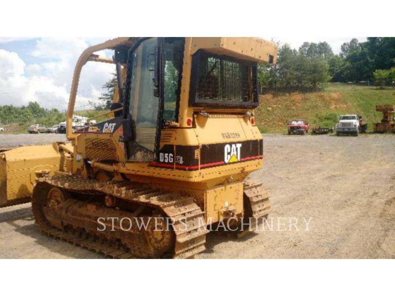 CATERPILLAR TRATORES DE ESTEIRAS D5GXL equipment  photo 2