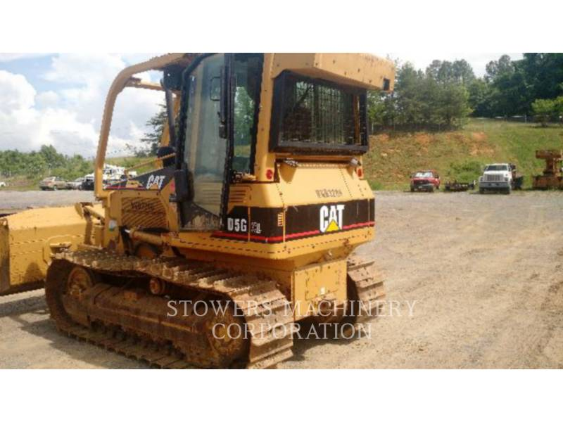 CATERPILLAR CIĄGNIKI GĄSIENICOWE D5GXL equipment  photo 2