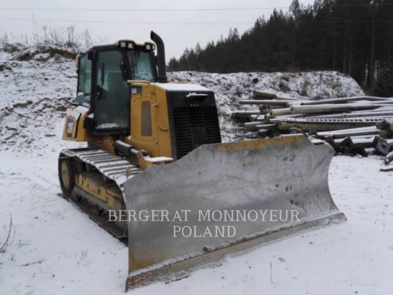 CATERPILLAR TRACTEURS SUR CHAINES D 6 K2 XL equipment  photo 6