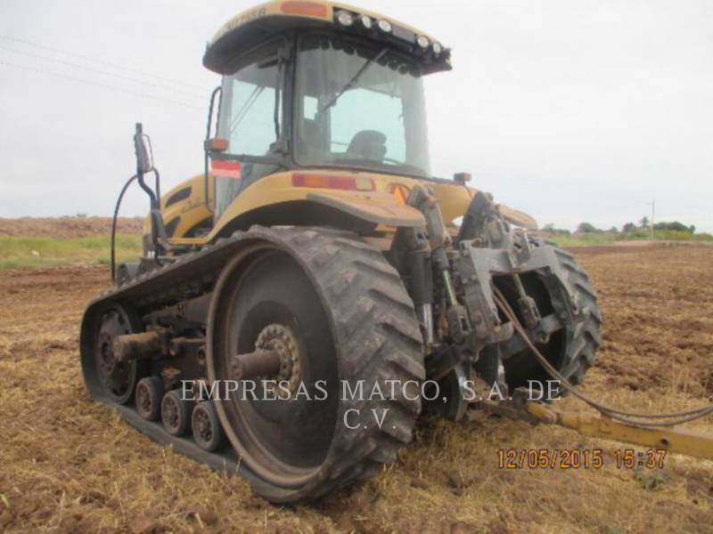 AGCO-CHALLENGER TRACTORES AGRÍCOLAS MT755B equipment  photo 6
