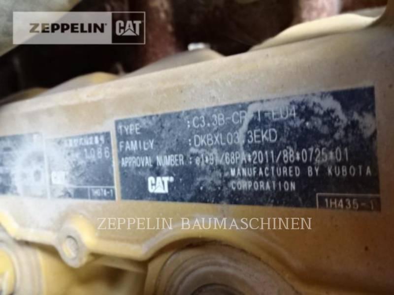 CATERPILLAR ŁADOWARKI ZE STEROWANIEM BURTOWYM 246D equipment  photo 20