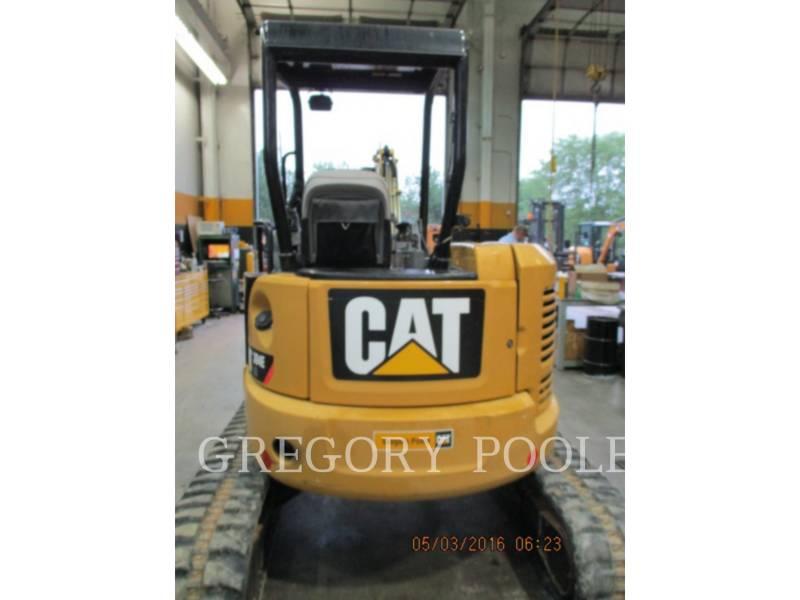 CATERPILLAR TRACK EXCAVATORS 304E CR equipment  photo 7