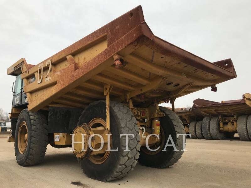 CATERPILLAR OFF HIGHWAY TRUCKS 777F equipment  photo 3