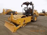 CATERPILLAR COMPACTEUR VIBRANT, MONOCYLINDRE À PIEDS DAMEURS CP44B equipment  photo 4