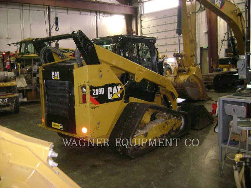CATERPILLAR SKID STEER LOADERS 289D equipment  photo 3