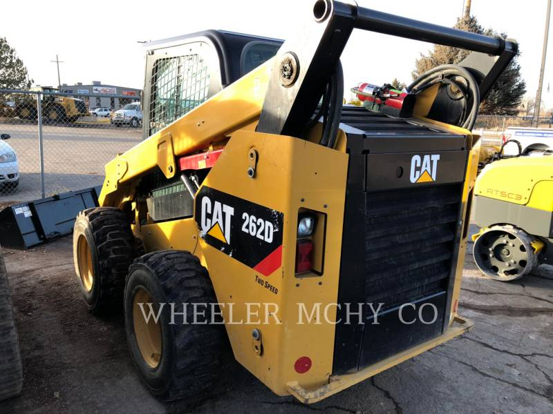 CATERPILLAR CHARGEURS COMPACTS RIGIDES 262D C3 2S equipment  photo 8