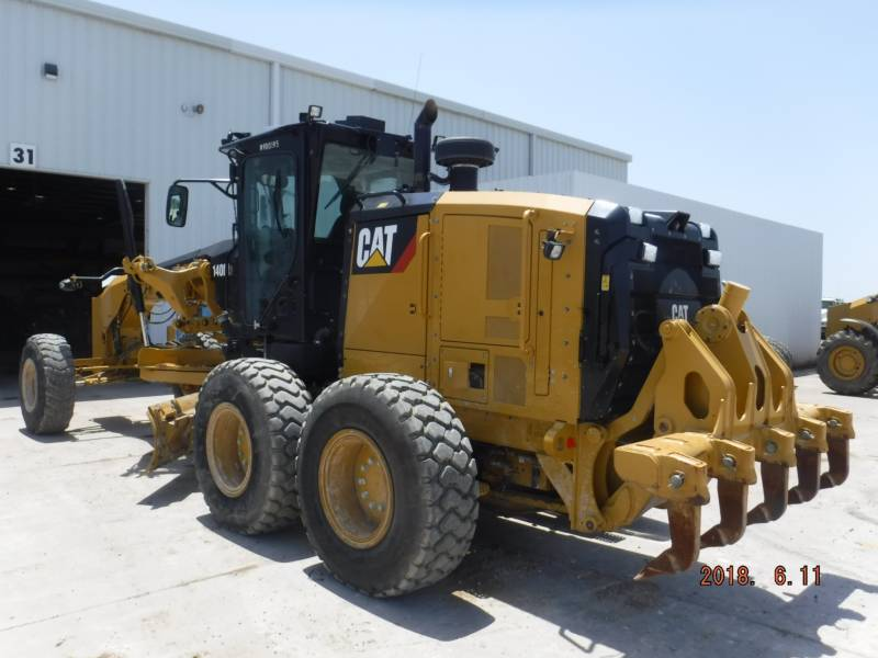 CATERPILLAR MOTOR GRADERS 140M3 equipment  photo 4