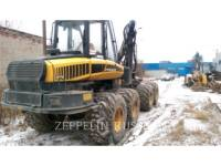 Equipment photo PONSSE ERGO 8W LEŚNICTWO - HARVESTER 1