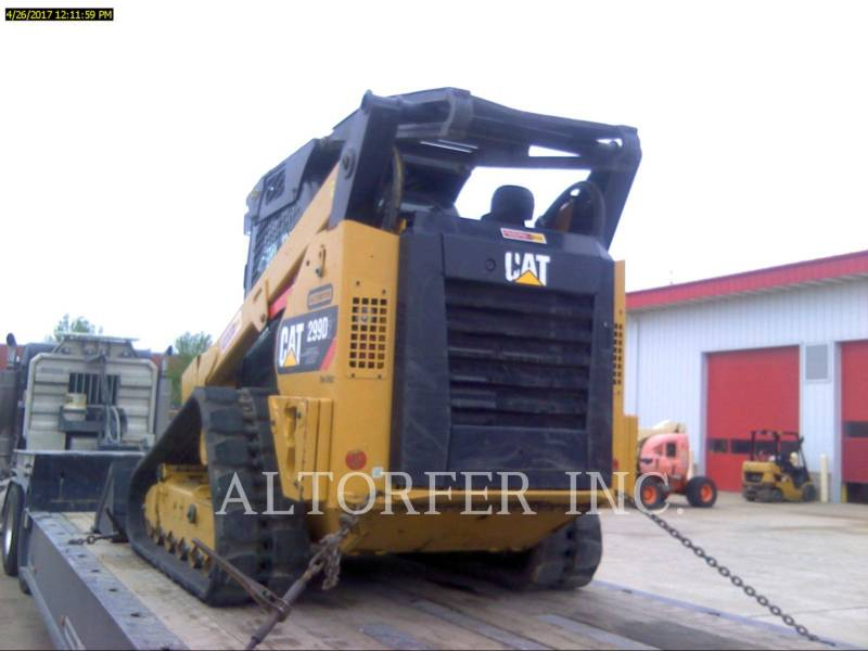 CATERPILLAR MINICARGADORAS 299D2 XHP equipment  photo 2