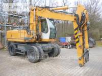 LIEBHERR WHEEL EXCAVATORS A904CLIT equipment  photo 5