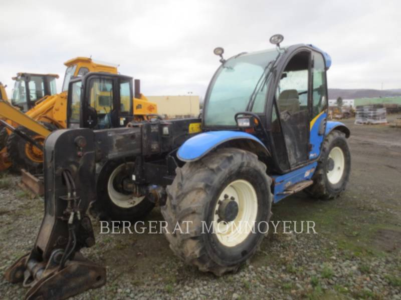 FORD / NEW HOLLAND テレハンドラ LM5060 equipment  photo 1