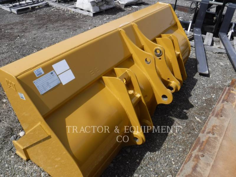 CATERPILLAR WT - BUCKET 420BKLDRGP equipment  photo 3