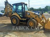 Equipment photo CATERPILLAR 420F HT CHARGEUSES-PELLETEUSES 1