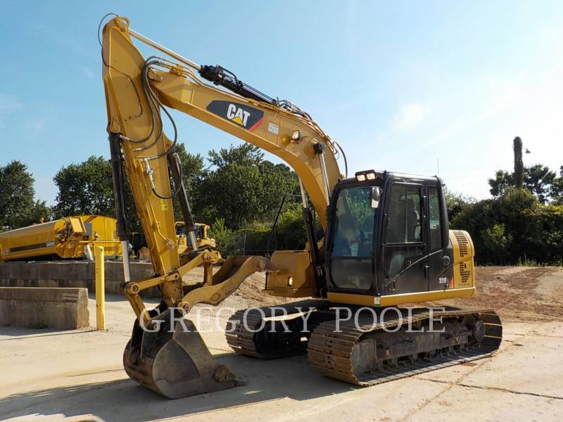 CATERPILLAR トラック油圧ショベル 311FLRR equipment  photo 1