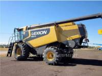 Equipment photo LEXION COMBINE LX580R MÄHDRESCHER 1