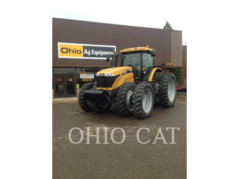 AGCO-CHALLENGER LANDWIRTSCHAFTSTRAKTOREN MT685D equipment  photo 2