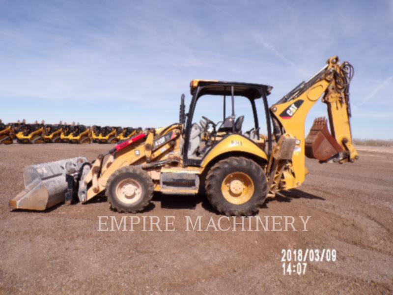 CATERPILLAR CHARGEUSES-PELLETEUSES 420FIT equipment  photo 4
