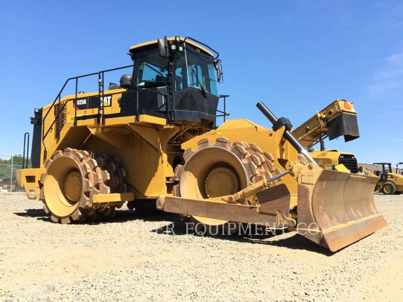 CATERPILLAR PÁ-CARREGADEIRAS DE RODAS/ PORTA-FERRAMENTAS INTEGRADO 825K equipment  photo 4