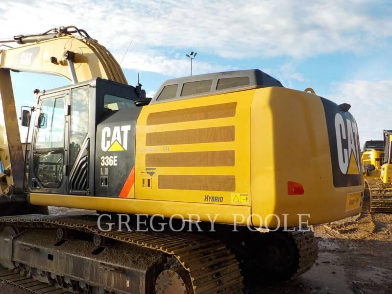 CATERPILLAR TRACK EXCAVATORS 336EL H equipment  photo 8