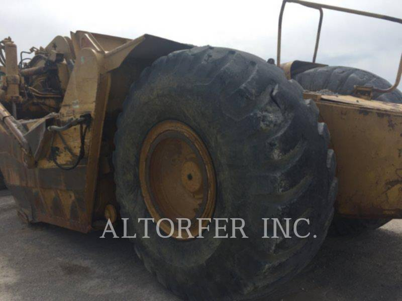 CATERPILLAR WHEEL TRACTOR SCRAPERS 631E equipment  photo 5