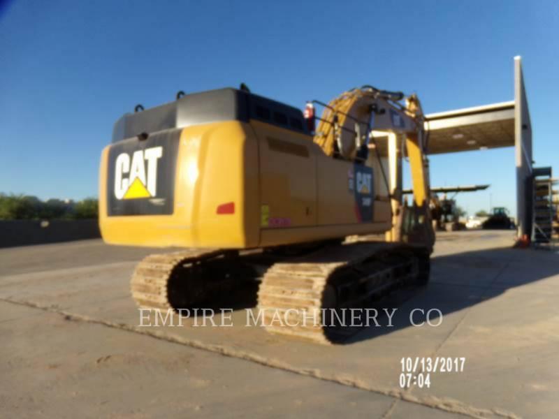 CATERPILLAR TRACK EXCAVATORS 349FL    P equipment  photo 2