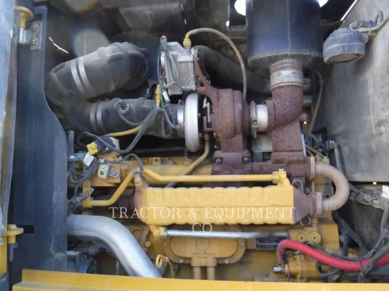 JOHN DEERE MOTOR GRADERS 870G equipment  photo 8