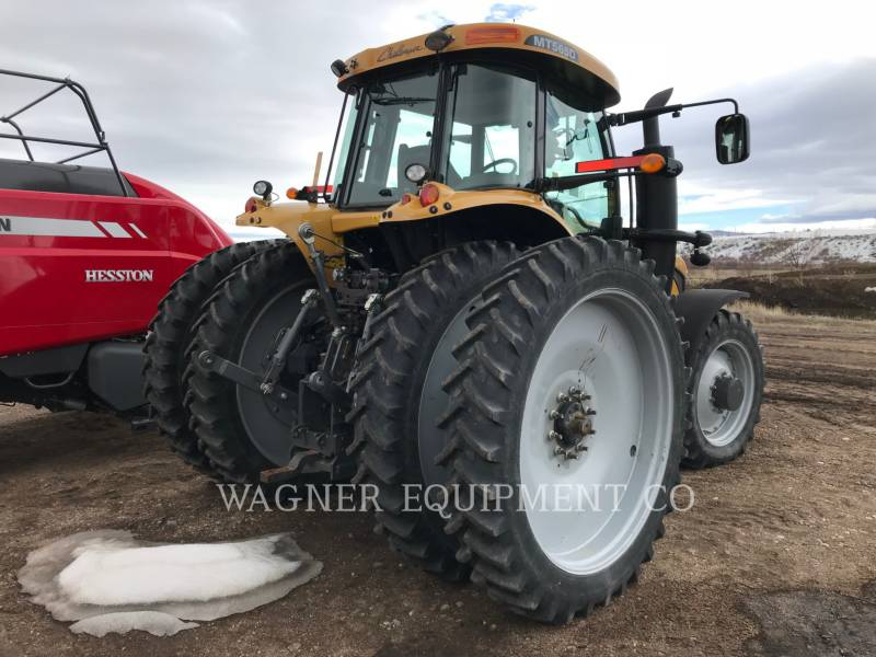AGCO AG TRACTORS MT565D equipment  photo 3