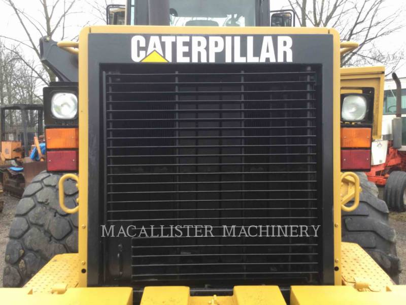 CATERPILLAR CARGADORES DE RUEDAS 950FII equipment  photo 9