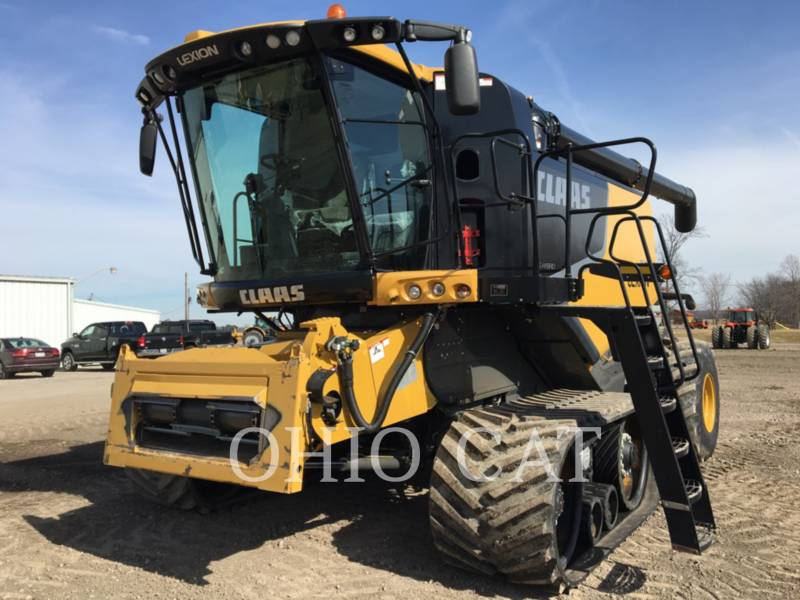 CLAAS OF AMERICA COMBINES LEX740TT equipment  photo 1
