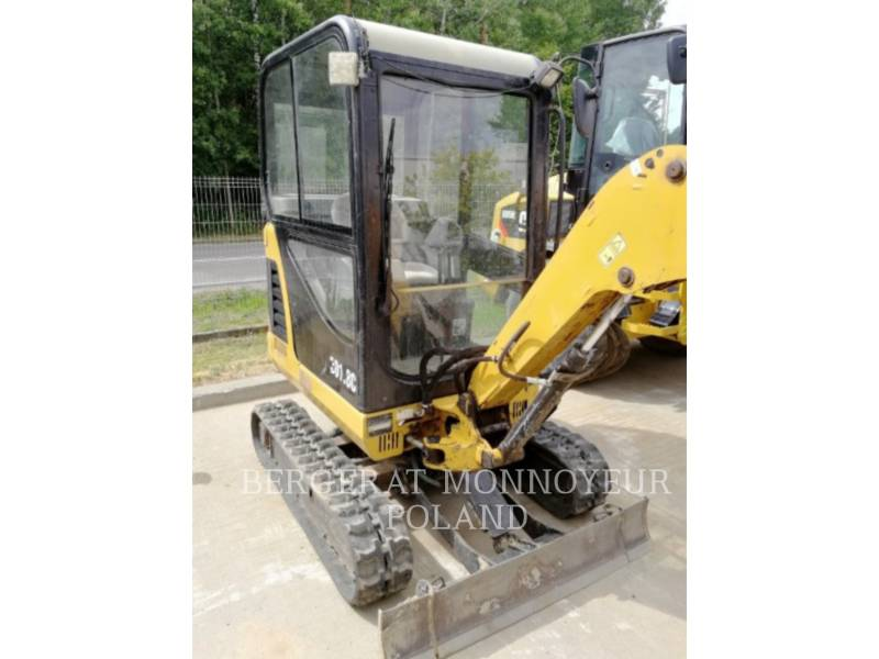 CATERPILLAR TRACK EXCAVATORS 301.8C equipment  photo 8