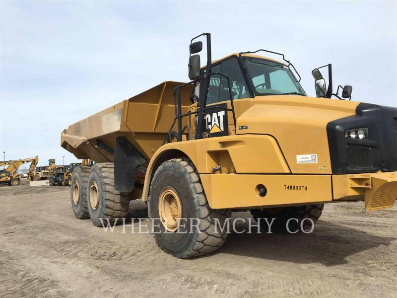 Caterpillar CAMIOANE ARTICULATE 740B TG equipment  photo 5