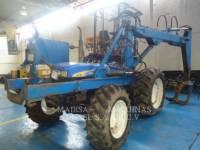 NEW HOLLAND LTD. TRACTEURS AGRICOLES 6610 FWD   equipment  photo 3